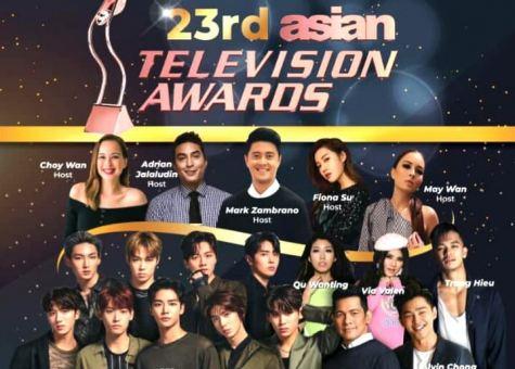 SF9 – 23rd Asian Television Awards