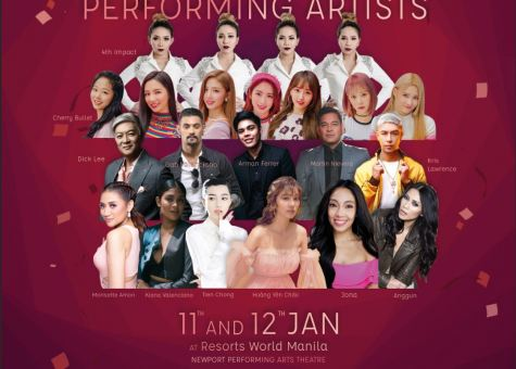 CHERRY BULLET – 24th Asian Television Awards